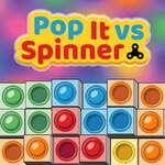 Popit vs Spinner Spiel