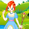 Princesse Bloom Dressup jeu