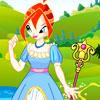 Prenses Bloom Giydir oyunu