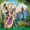 Prinses Rapunzel verborgen sterren spel