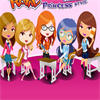 Princess School Style game