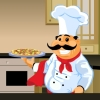 Prosciutto irritasyonlar Pizza oyunu