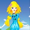 Vestido nuevo de princesa juego