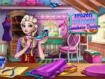 игра Принцесса Кроссовки Дизайн
