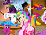 Princess Juliet Fashion Trouble game