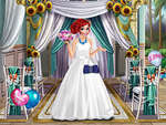 Princess Wedding Dress Up game