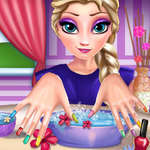 Princess Salon Day game
