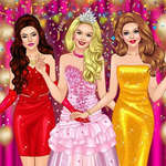 Prom Queen Dress Up High School game