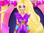 Prinses in Pretty Cure Stijl spel