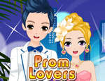 Pretty Prom Lovers game