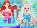 Princess Wedding Dress Shop game