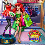 Princess Mermaid Realife Shopping juego