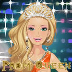 Prom Queen Dress up game