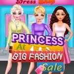игра Принцесса Большая мода Продажа