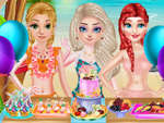 Princess Fashion Summer Badpak spel