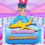 Prinses Stewardess spel