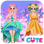 Princess In Colorful Wonderland game