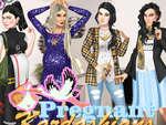 Pregnant Kardashians game