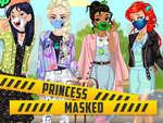 Princesse masquée jeu