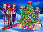 Princess Christmas Night game