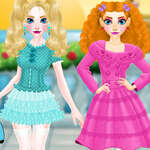 Princezné Doll Fantasy hra