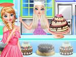 Princess Cake Shop Cool Zomer spel