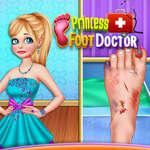 Princess Foot Doctor game