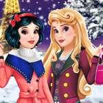 Prinzessin Wintermode Spiel