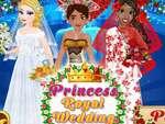 игра Принцесса Королевская свадьба