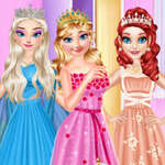 Princess Banquet Practical Joke game
