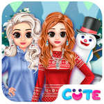 Princess Winter Style game
