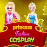 игра Принцесса Мода Косплей