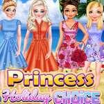 Prenses Tatil Seçimi oyunu