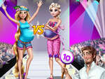 Pregnant Fashion Night game