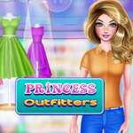 Prinzessin Outfitters Spiel