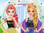 Princess Wedding Style And Royal Style game