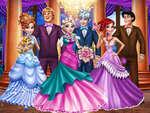 Princezná hradný ples