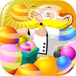 Bubble professzor játék