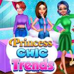 Princess Chic Trends game