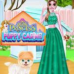Princess Puppy Caring game