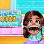 игра Принси Горло Доктор