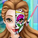 Tendance Princesse Face Painting jeu