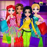 Princesas locas por el Black Friday juego