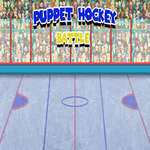 Puppet Hockey Battle Spiel