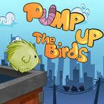 Pump up vtáky hra
