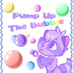 Pump Up the Bubble game