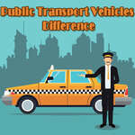 Public Transport Vehicles Difference game