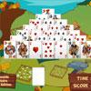 Pyramide Solitaire ferme Edition jeu