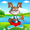 Rabbit Dress up juego