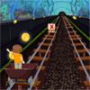 игра Железнодорожные Rush